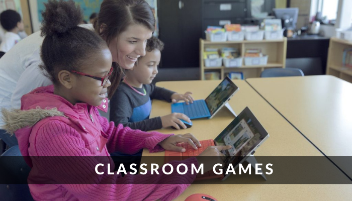 The Importance of Using Games in Classrooms